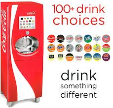 coca cola drink something different