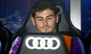 Iker Casillas Banquillo