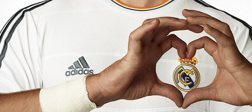 Eleven Hearts Real Madrid